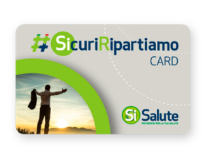 SicuriRipartiamo Card