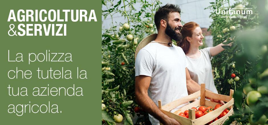 UnipolSai Polizza Agricoltura & Servizi: proteggi la tua azienda agricola