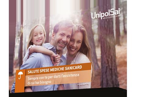 Sanicard: la tua carta servizi